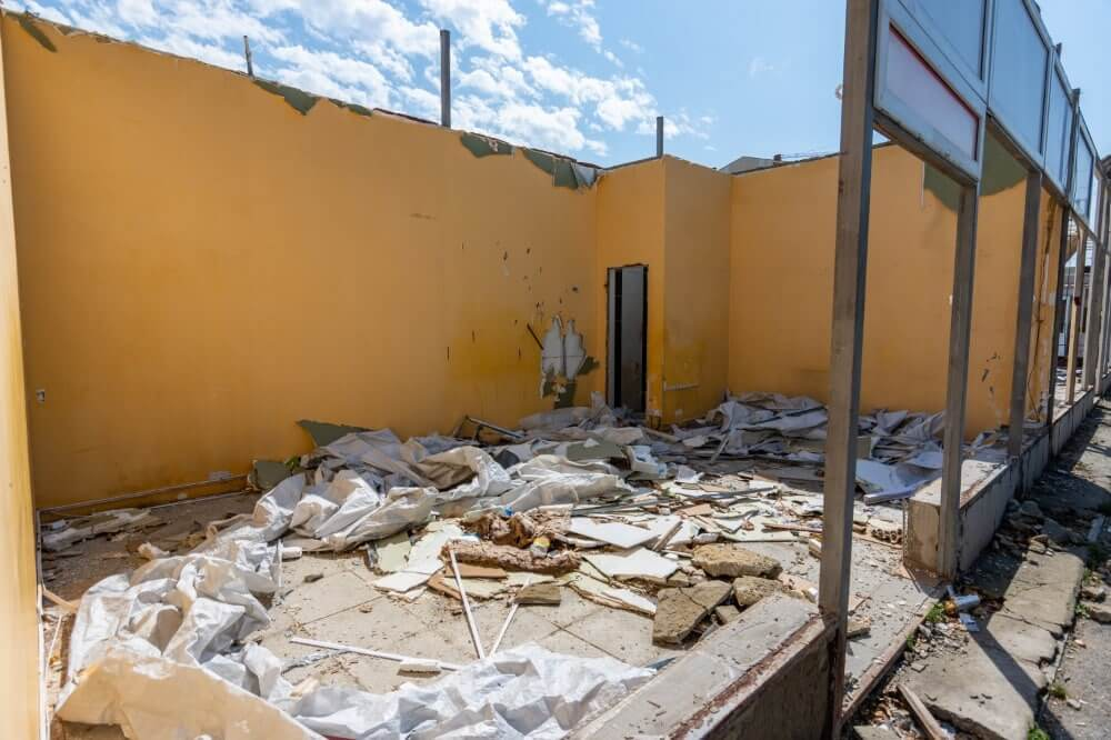 de construct before demolishing