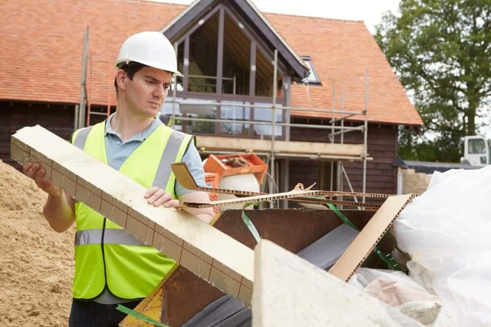 construction waste and demolition waste