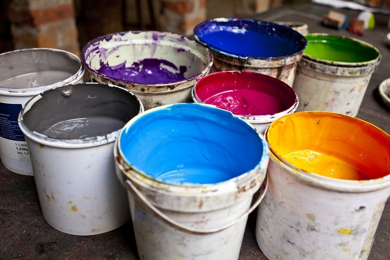 tips for disposing the leftover paint