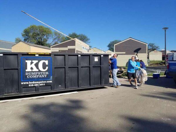 dumpster rental junk removal