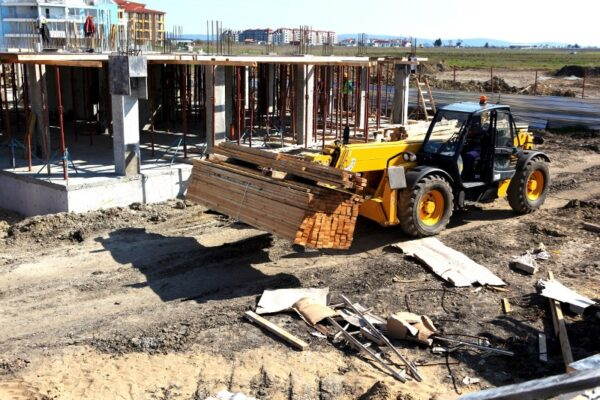 dumpsters for construction projects