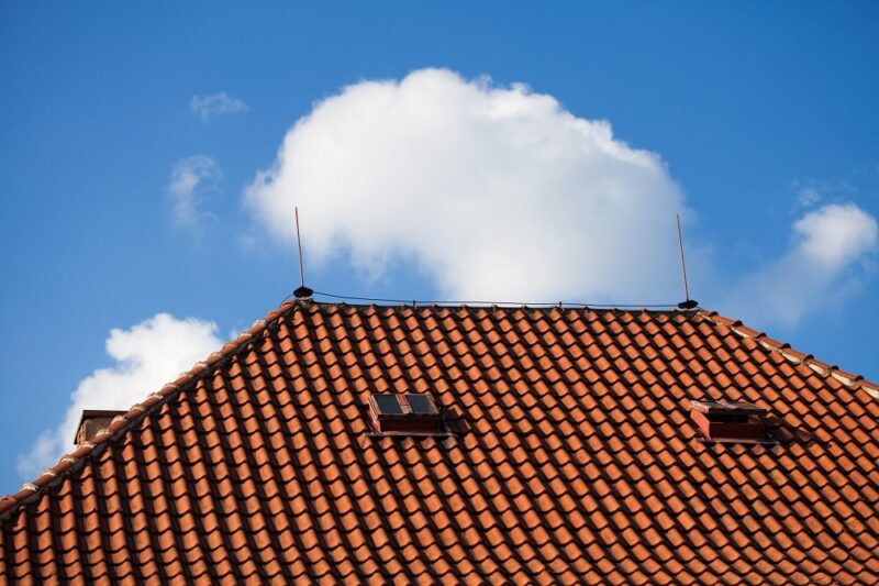 home inspection roofing maintenance