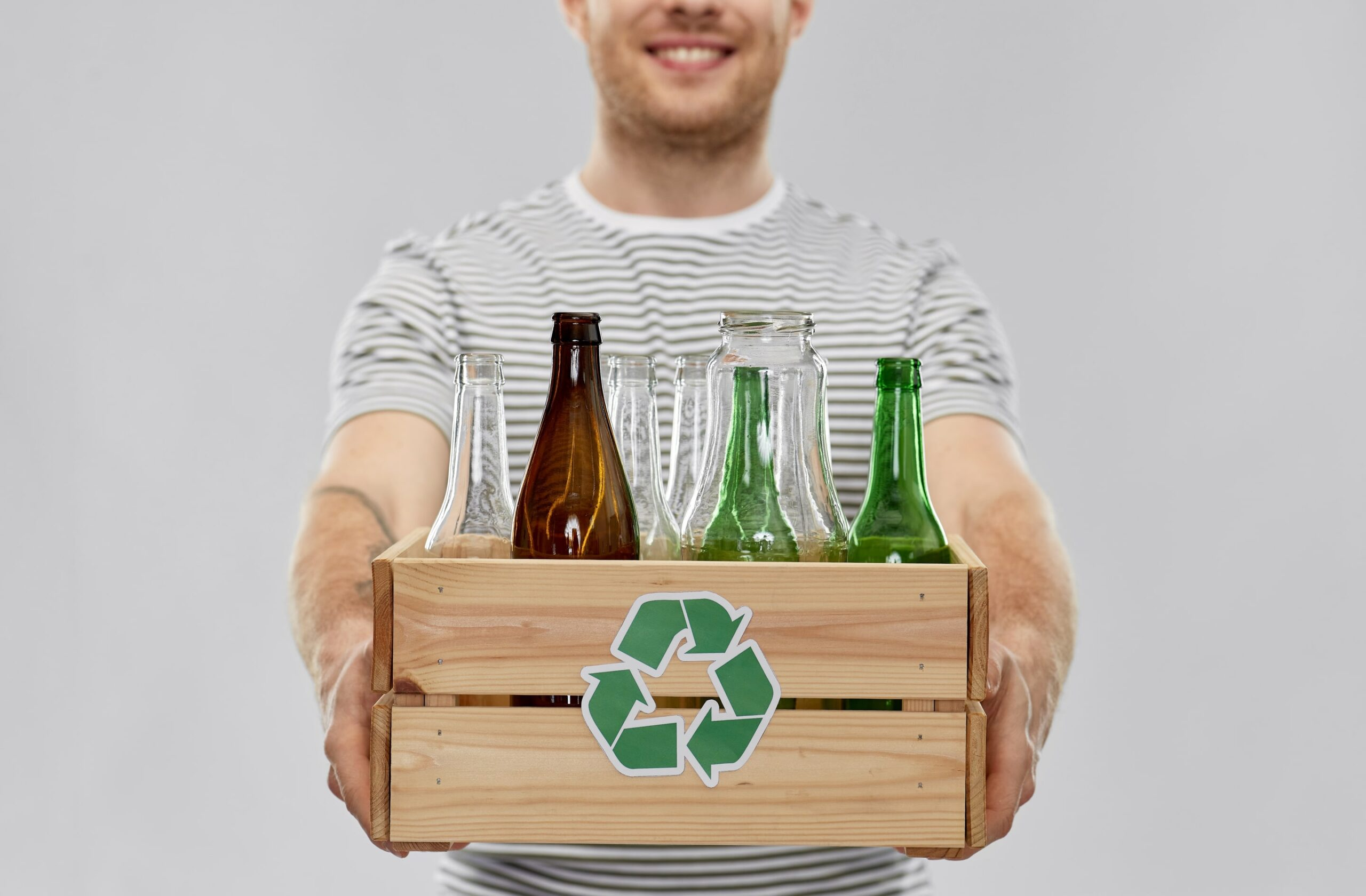 where and how to recycle glass properly