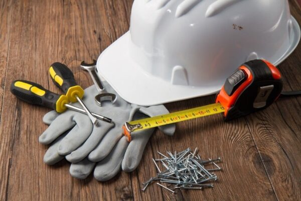 project safety equipment