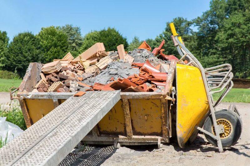 roofing debris removal