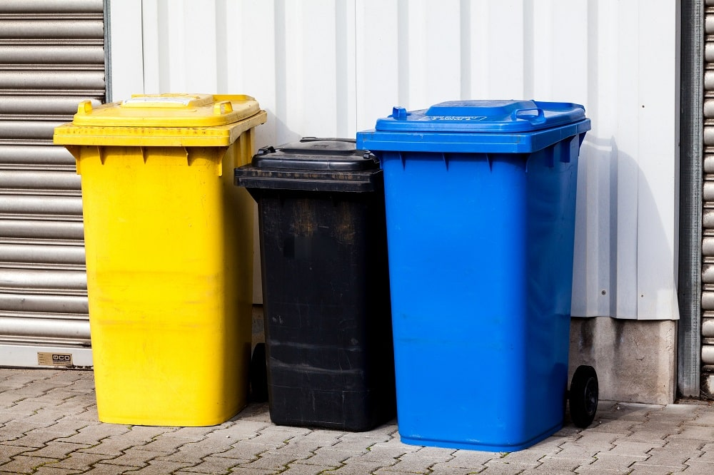 separating waste guidelines and tips