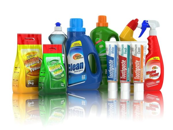store chemicals