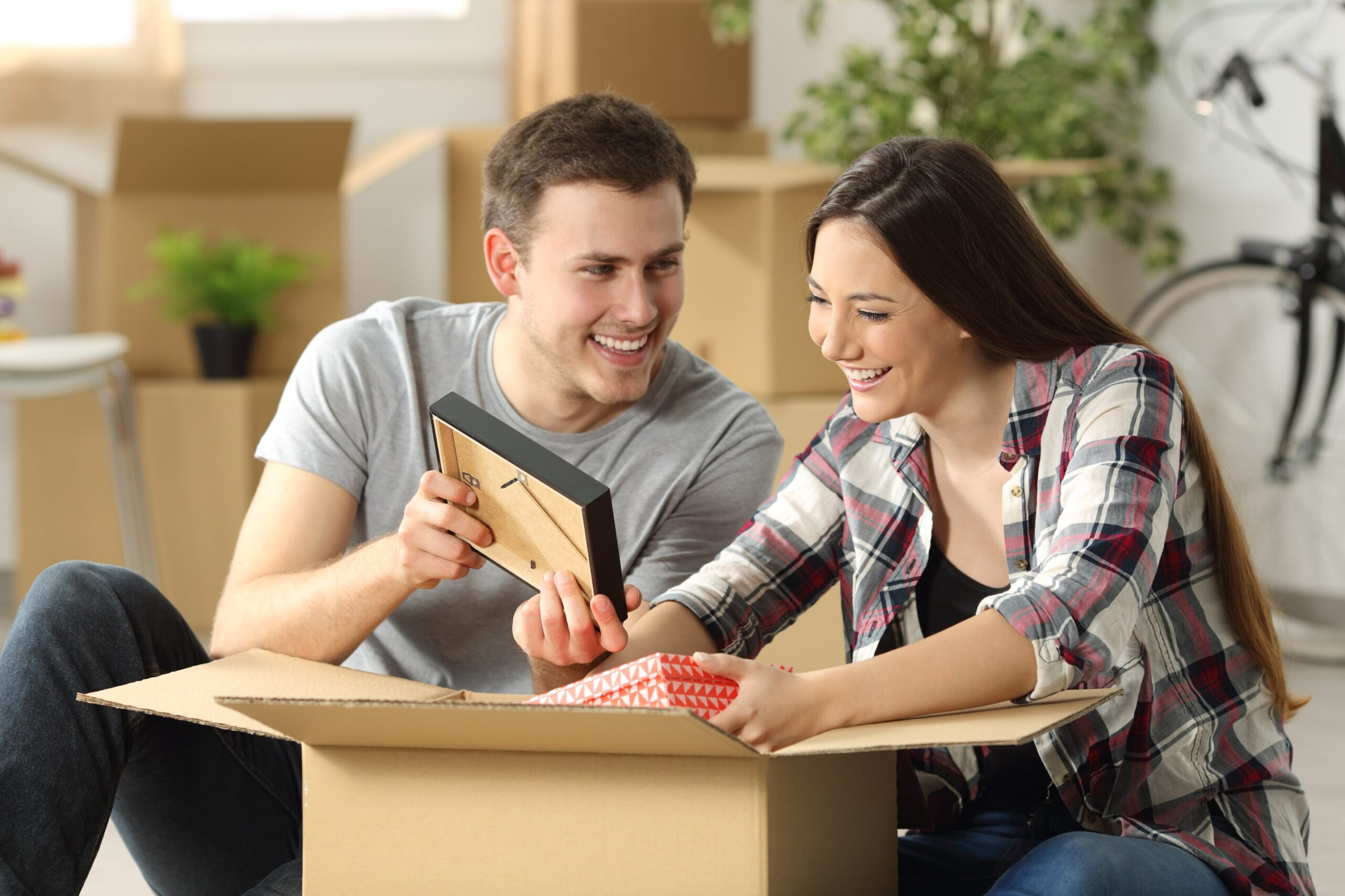 tips for downsizing belongings