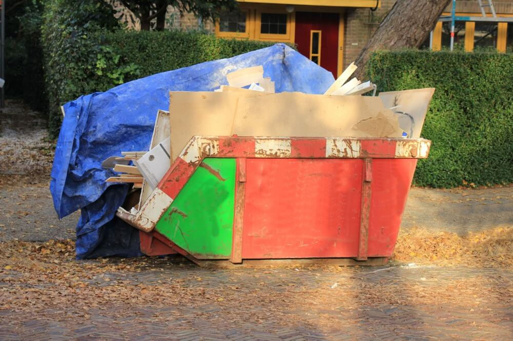tips for renting from KC Dumpster