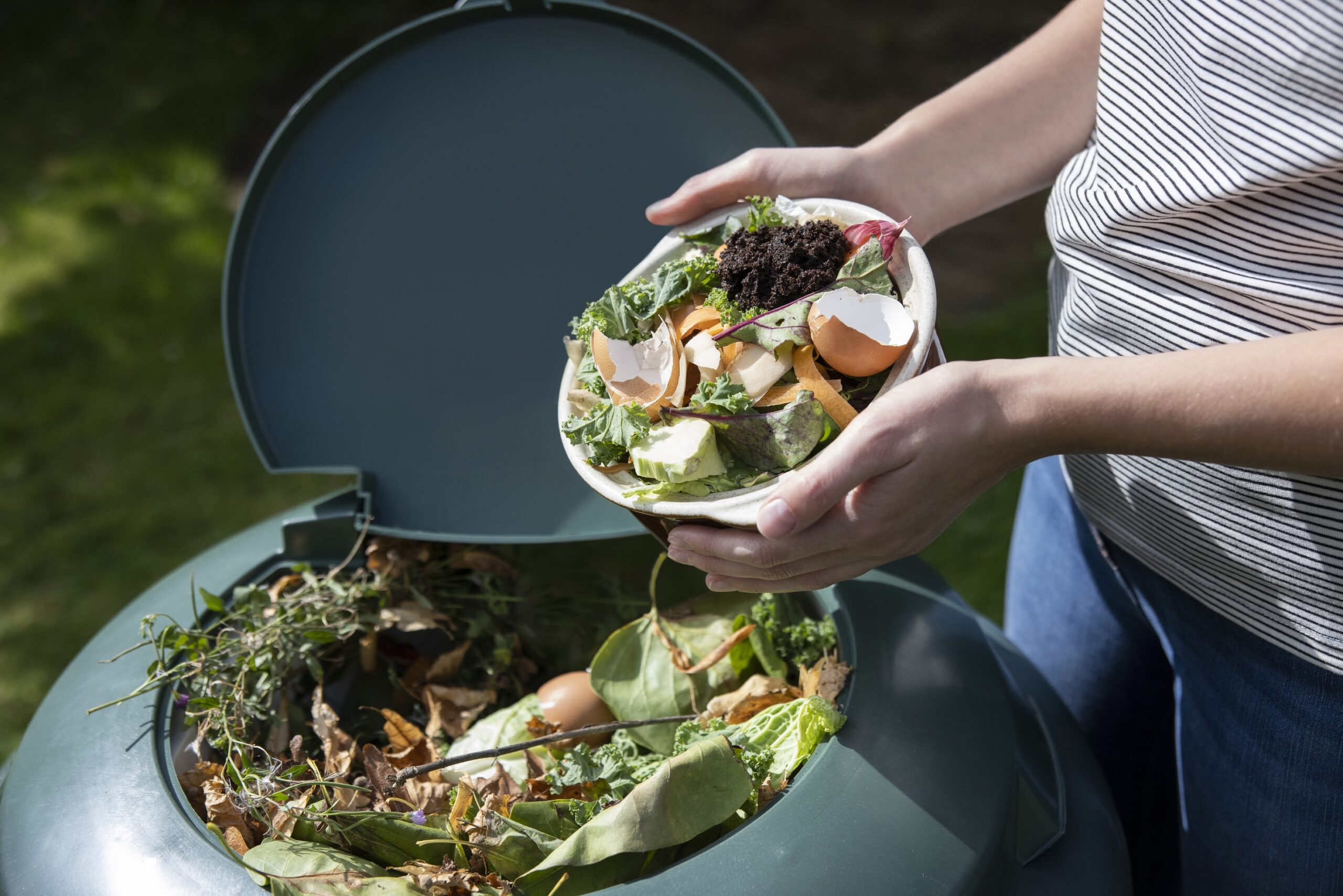 types of home composting